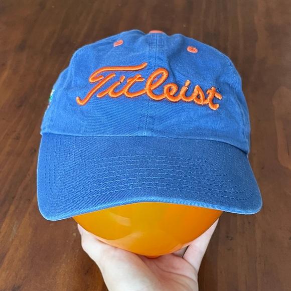 Titleist Florida Gators Golf Blue Fitted Hat